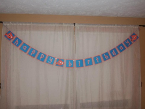 Happy Birthday Banner by Crafty Schmitt